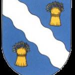 Das Wappen des Ortes Stadelhofen